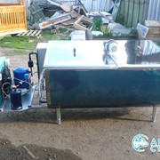 Охладитель молока открытого типа- Фреон 4000 фото
