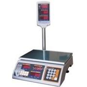 Торговые весы Digi DS-700E P фото