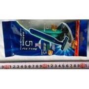 Станок для бритья SKYBLUE. 5шт, касетный (480) /200/400/ фото