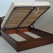 Купить кровать с подъемным механизмом фото