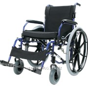 Коляска инвалидная самодвижущаяся с ручным приводом, модель SM-802.2 фото
