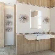 Плитка керамическая коллекция Zebrano Brown Golden Tile фото