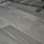 Монтаж деревянных полов фото