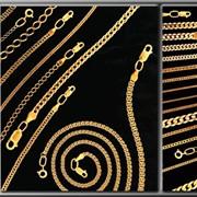 Браслеты золотые, женские и мужские, цена - недорого фото