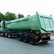 Аренда тягача Volvo FH 12.420 с полуприцепом Langendorf SKS HS фото