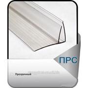 F-пристенный соединительный профиль 8-10мм прозрачный фото