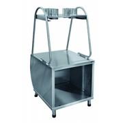 Столы для приборов и подносов ПСП-70М Линия раздачи Патша фото