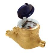 Счетчики воды Sensus 420 PC QN 1.5 многоструйный мокроход фото