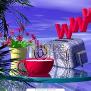 Веб-портал для банка в Европе фото