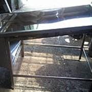 Столы производственные для разделки рыбы фото