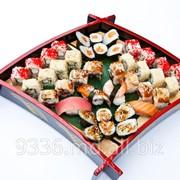 Суши в ресторане Morimoto фото