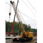 Ремонт кранов на железнодорожном ходу КЖ-461 фото