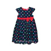 Платье 5.10.15. Dots And Flowers фото
