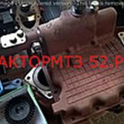 Крышка кпп МТЗ-82 рычаг с боку 70-1703010-а1 фото