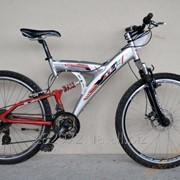 Велосипед двоподвес, Ytec Deuter фото