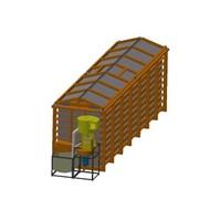 Модуль химической обработки для Линии цинкования