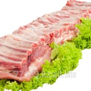 Мясо свинины обваленное Ребра фото