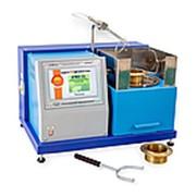 АТВО-21 Аппарат автоматический для определения температуры вспышки в открытом тигле фото