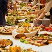 Шведские столы фото