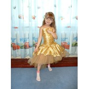 Прокат Детские бальные платья и детские карнавальные костюмы. фото