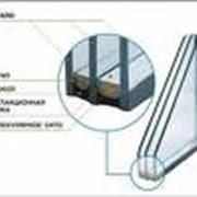 Установка энергосберегающего стекла (третье стекло) фото
