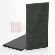 Гранитная плитка черная G654 600*600*18 полировка фото