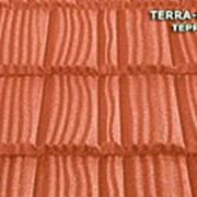 Композитная черепица Metrotile МетроШейк2 1,33 х 0,41 м Терракотовый фото