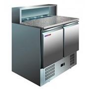 Стол холодильный Cooleq PS900 90x70x110см гранитн.столешн.,новый (7050) фото