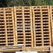 Поддоны, европоддоны деревянные фото