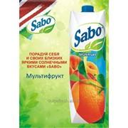Сок Sabo мультифрукт фото