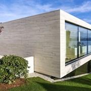 Фасады из натурального камня фото
