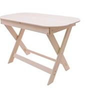 Овальный стол на кухню Халдор фото