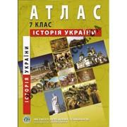 Атласдля 7 класу Історія України Код товара 966362 фото