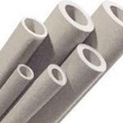 Труба PPR PN 20 стабилизированная алюминиевой фольгой 32мм фотография