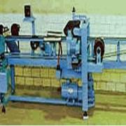 Машина МЗ 70 для зачистки торцов сварочных электродов диаметр 1,6...5 мм, длина 200...450 мм, кол-во до 600 шт/мин. МЗ 40 - оборудование для электродного производства фото