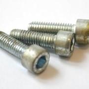 Малый болт бойлера M6, металл фото