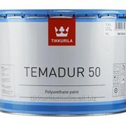 Тиккурила Темадур для металла акрилполиуретановая краска фото