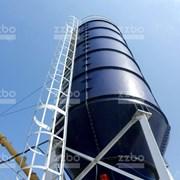 Силос цемента СЦМ-120 фото