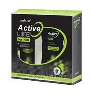 Подарочный набор Active LIFE для мужчин фото
