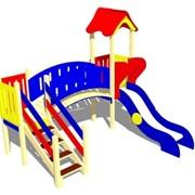Детская игровая площадка ИК-5.10 Мини фото
