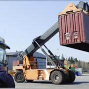 Очистка грузов таможенная фото