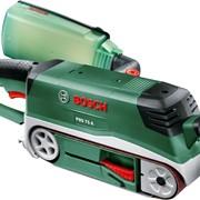 Ленточная шлифовальная машина Bosch PBS 75 A фото