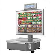 Штрих-ПРИНТ С 15-2.5 Д2 (н) весы с печатью этикетки (v.4.5) (Ethernet), 80 крупных кнопок фото