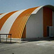 Строительство Зернохранилища фото
