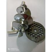 Шнек, нож и решетка на мясорубку Vilgrand V210-06M фото
