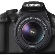 Фотоаппарат Canon EOS 1100D EF-S 18-55 III (5161B036) фото