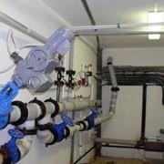 Сети канализации, прокладка. фото