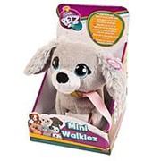 IMC Toys Club Petz Щенок Mini Walkiez Poodle интерактивный, ходячий, со звуковыми эффектами (99845) фото