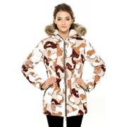 Зимняя слингокуртка Флоренция арт. P0716-203 фото