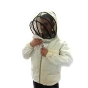 Куртка пчеловода, с лицевой сеткой Евро фото